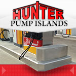 Hunter Pump Island Product Collage