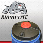 Rhino Tite Lids Product Collage