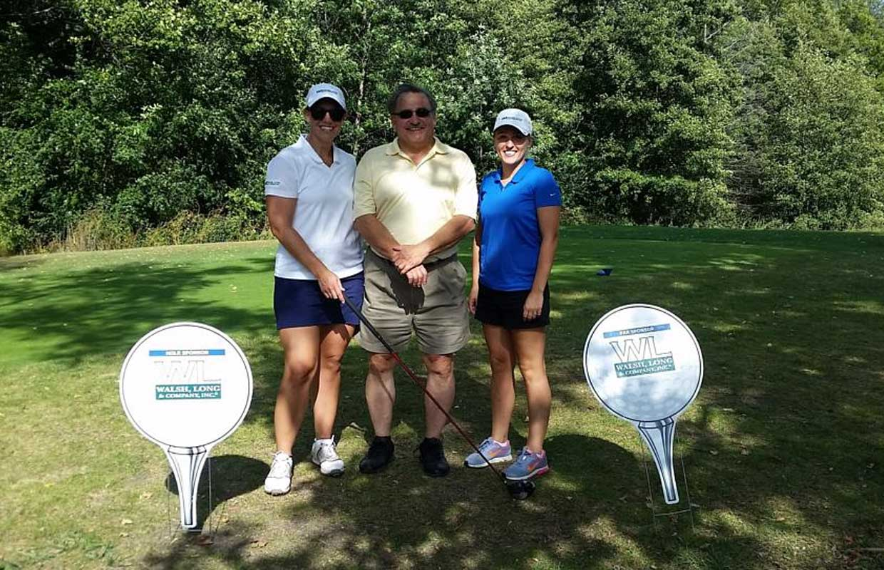 Walsh, Long ADAMM Golf Outing