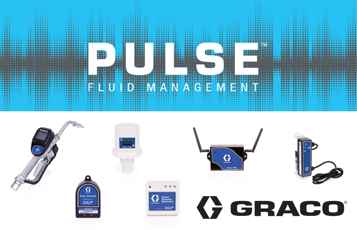 Graco Launches Pulse™ Fluid Management System
