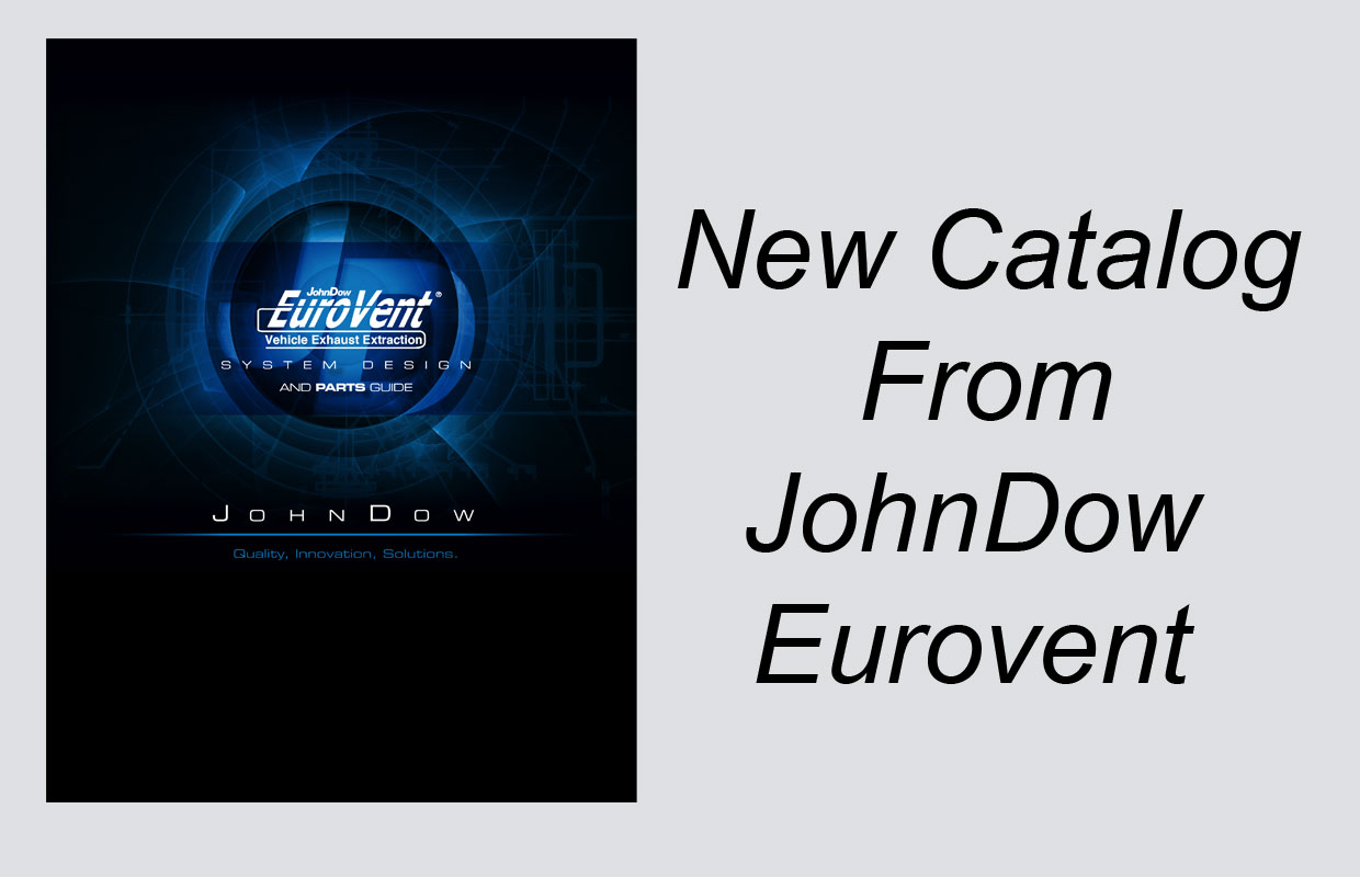 JohnDow EuroVent Vehicle Exhaust Extraction releases new catalog