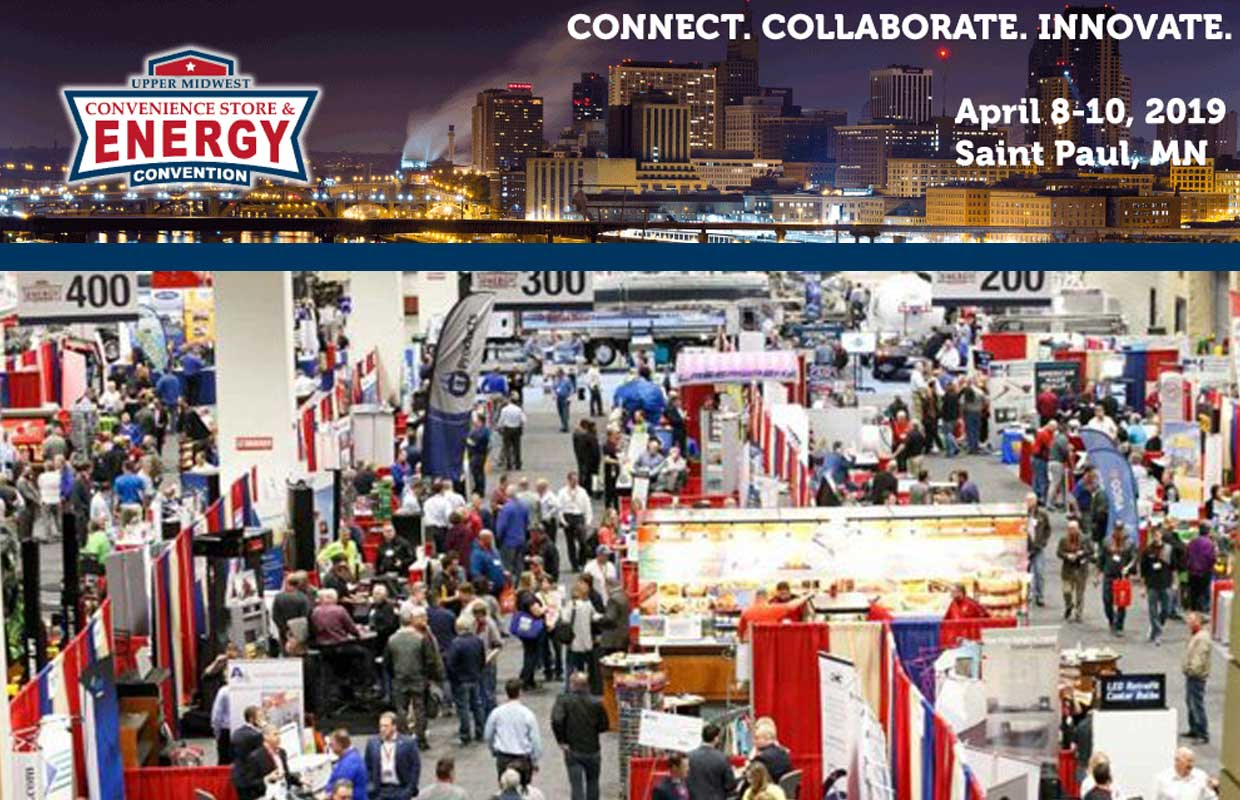 Join Jeff Hempel and Wally Moore from Walsh, Long & Company at this year's Upper Midwest Convenience Store & Energy Convention - April 8-10, 2019 in Saint Paul, MN.